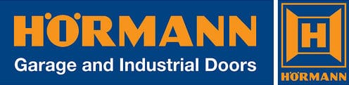 Logo Hormann garage and industrial doors - Diemme Infissi Lucca