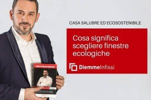 Infissi in PVC ecologici